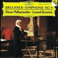 BERNSTEIN/WP - SINFONIE 9   CD NEU ANTON BRUCKNER