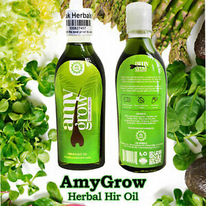 AmyGrow - Best Natural Hair loss Treatment, Regrowth, Thinning For Men & Women