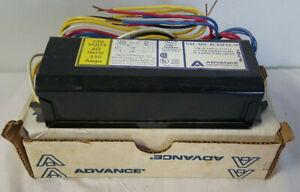 ADVANCE RL-2SP20-TP RAPID START BALLAST 120V 60Hz .550W