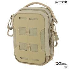 Maxpedition MXCAPTAN CAP Compact Admin Pouch , Tan