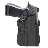 Holster For Sig Sauer P320 Compact P320 RX/X Carry romeo1 Tactical Holder Paddle