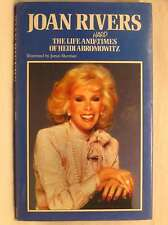 THE LIFE AND HARD TIMES OF HEIDI ABROMOWITZ., Rivers, Joan., Very Good Book