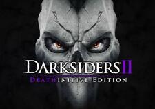 Darksiders II (2) Deathinitive Edition Region Free PC KEY