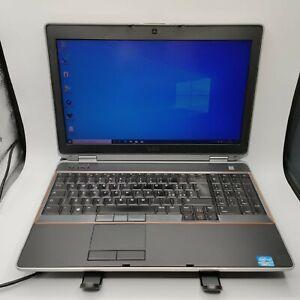 Portatil Dell Latitude E6520 Intel I7 2760QM 2,4Gz RAM8GB HD 465GB 15,6' Webcam