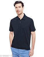 MENS MARKS AND SPENCER M&S COLLECTION PURE COTTON SHORT SLEEVE POLO SHIRT