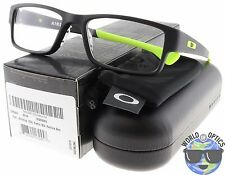 Oakley RX Eyeglasses OX8046-0855 | Airdrop | Satin Black & Retina Burn | 55 mm