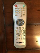 LOREX Camera Security System DVR Remote Control Ex Condition (Tested)