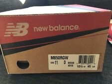 ***NDS New Balance M850 Red / Grey sz 11 2010 Release ***