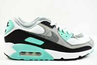 Nike Air Max 90 (Mens Size 9.5) Shoes CD0881 100 White Mint