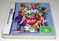 The Sims 2 Pets Nintendo DS 2DS 3DS Game *Complete*
