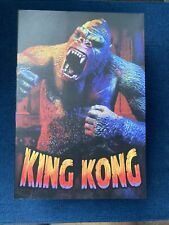 """NECA Reel Toys Ultimate King Kong Illustrated Version 7"""" Tall Action Figure"""