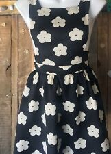 One Clothing Black & White Floral Dress, Size Small