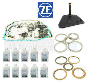 OE ZF Auto Trans Overhaul Kit Seals Steel Clutch Fluid for Audi BMW with 6HP19A