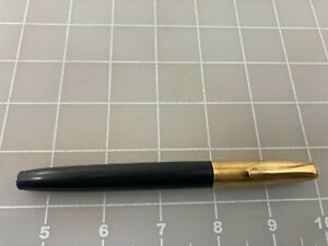 Judd's Nice Vintage Aurora 88 Duo-Cart Fountain Pen w/14kt. Gold Medium Nib