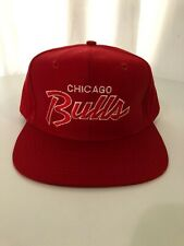 Vintage Chicago Bulls Script Sports Specialties KNOCKOFF (See Description) Hat