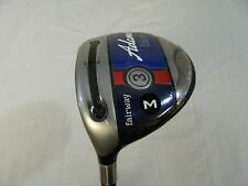 New LEFT-HANDED 2015 Adams Blue 16* 3 Fairway Wood Senior flex Aldila Graphite