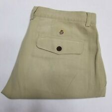 Tommy Bahama Silk shorts - Beige - Relax - Double pleated - W34