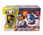 Kid Galaxy - Remote Control Interactive Bump n Chuck Bumper Cars age 6+