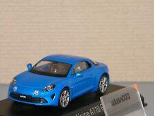 1/43 Alpine A110 Pure 2018 Bleu Alpine-norev517866