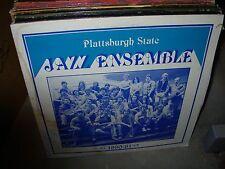 PLATTSBURGH STATE JAZZ ENSEMBLE 1980 1981 ( jazz )