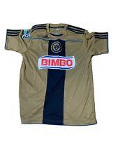 Youth Size XL Adidas Philadelphia Union VINTAGE Bimbo MLS Soccer Jersey, YXL