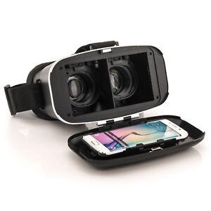 3D VR-Brille für Samsung Galaxy S3 S4 S5 S6 Edge Android Virtual Reality Brille