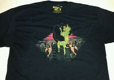Threadless Happy End King Kong Kissing The Statue of Liberty Men XL Shirt