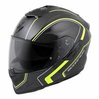 Scorpion EXO-ST1400 Carbon Full Face Street Helmet Hi-Vis Large 75-1304L