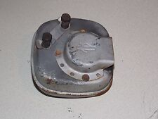Briggs and Stratton Used Lawn Mower Parts 5hp muffler exhaust manifold 393615