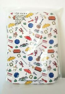 Brand New Friends TV Series Tablet Case Pouch - Padded Wipe Clean