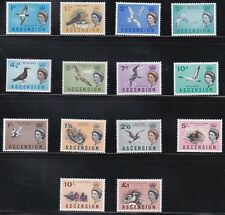 ASCENSION  1956  S G  702 - 83     SET OF 14   MNH