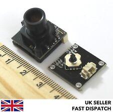 Mini cámara de vídeo HD 800TVL FPV 2.1/2.3 mm Lente - 1/3' Mg Super Had Ii Ccd OSD