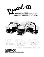 Rascal Mobility Scooters | eBay on