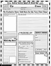 Instant Personal Poster Sets: Extra - Extra - Read All about Me! (2000,...