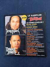 SAMPLER Rock Hard 74 DEATH ANGEL DANKO JONES
