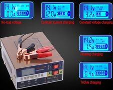 Automatic Battery Charger 110V 220V To 12V 24V Intelligent Pulse Repair Type