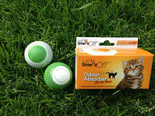 Purifie SmellzOff Odour Remover for Cat Litter - Natural & Fragrance Free