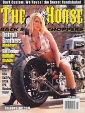 THE HORSE BACKSTREET CHOPPERS No.79 (New Copy) *Free Post To USA,Canada,EU