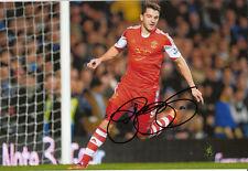 Southampton main signé Jay Rodriguez 12x8 photo 13/14.