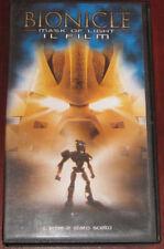 "Videocassetta/VHS "" BIONICLE MASK OF LIGHT "" cod. VS 5159"