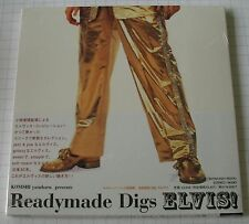 ELVIS PRESLEY - Readymade Digs JAPAN MINI LP CD OBI NEU! BVCM-31211 SEALED