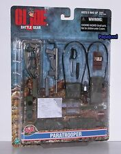 "G.I. Joe Battle Gear Paratrooper Set For 12"" 1/6 Figures Hasbro 2000 57635"