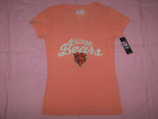 Touch By Alyssa Milano Women's Chicago Bears Shirt NWT Large