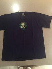 Notre Same Fighting Irish Logo T-Shirt Blue Medium