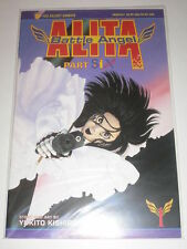 Battle Angel Alita Part 6 #1 Viz Select Comics Mar 1996