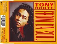 Tony Scott From da soul (1991) [Maxi-CD]
