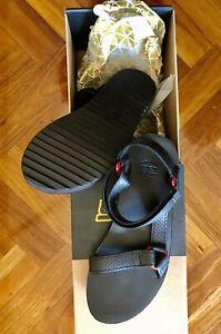 Teva Women's Sandals Black Size 8 USA