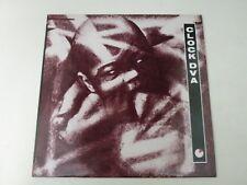 CLOCK DVA - THIRST - LP 1992 CONTEMPO RECORDS ITALY - CONTE 192 - EX+/EX