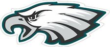 "Philadelphia Eagles NFL Football wall decor sticker Large vinyl decal 12.5""x5.4"""