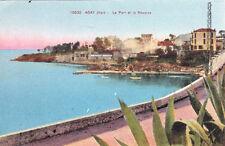 AGAY le port et la réserve écrite